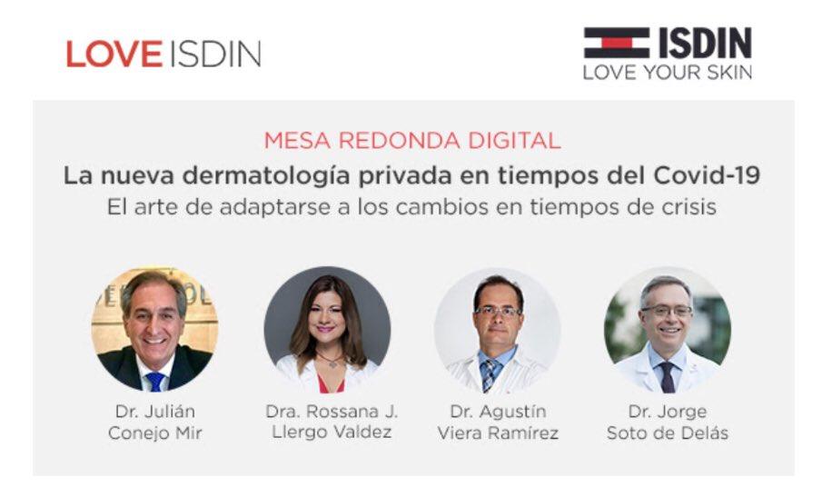 La nueva dermatología privada en tiempos del COVID-19