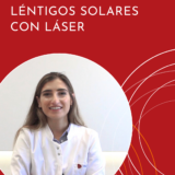 tratamiento léntigos solares láser